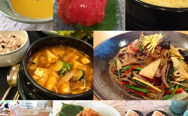 夏の韓国料理〜おもてなし〜