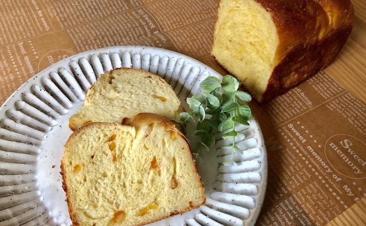【ランチ付】天然酵母で作る『オレンジブレッド』&ゴロッと『明太ポテトブレッド』
