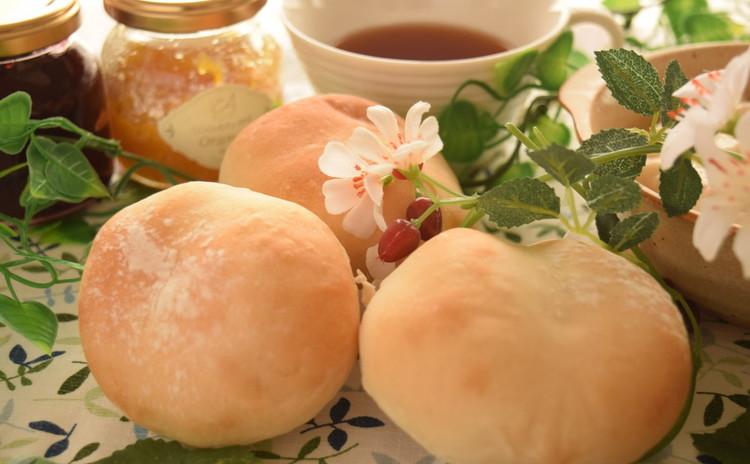 夏休み♪子どもパン教室♪【お土産パン合計6個】 2種類のパン作りにチャレンジ('◇')ゞ