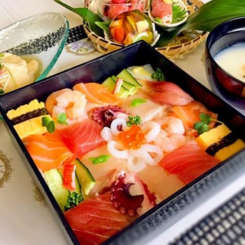 モザイク寿司