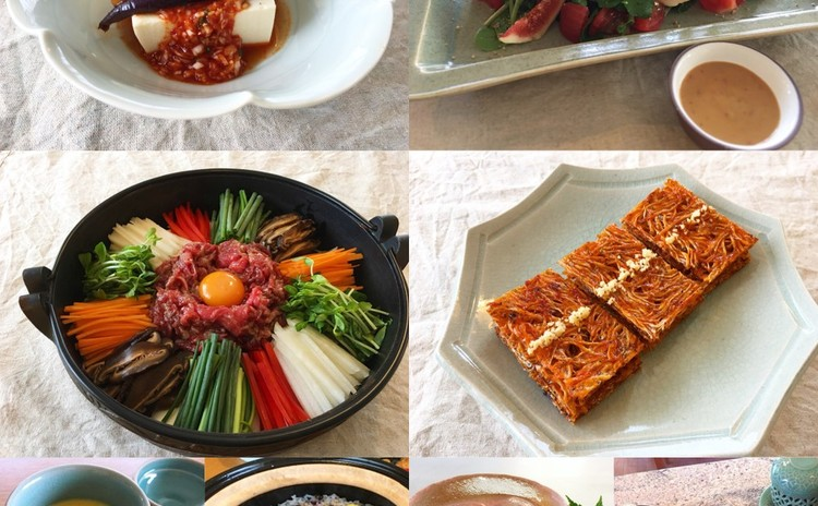韓国料理〜秋のおもてなし〜