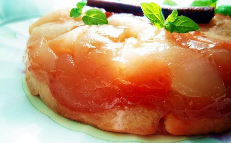 東北いわき昔野菜「おくいも」の重ね焼き・スペアリブ・タルトタタン他🌺お土産付