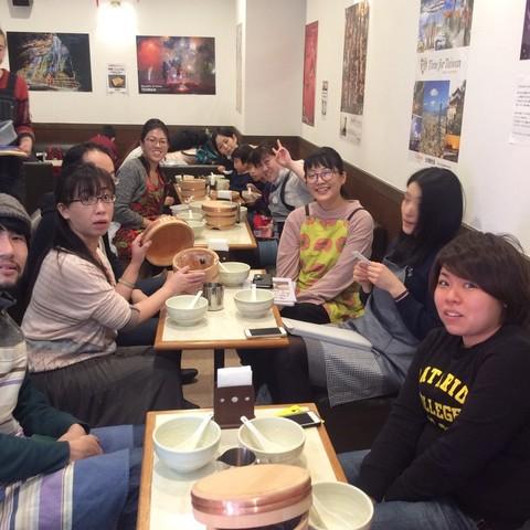 台湾スイーツ豆花作り