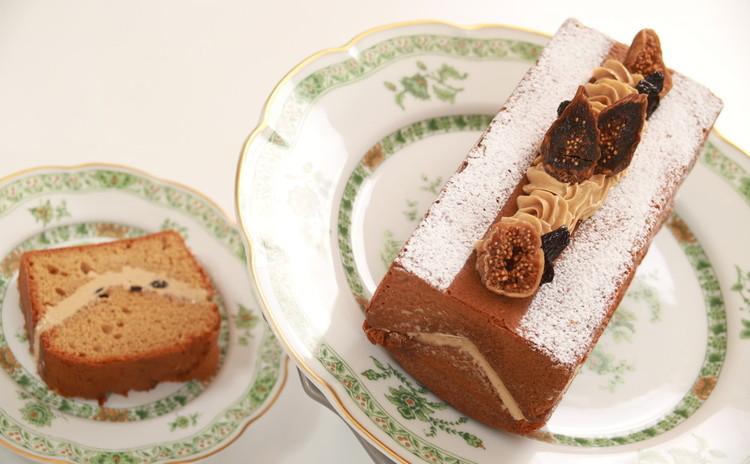 cloire~バターと黒糖たっぷりのしっとり半生菓子