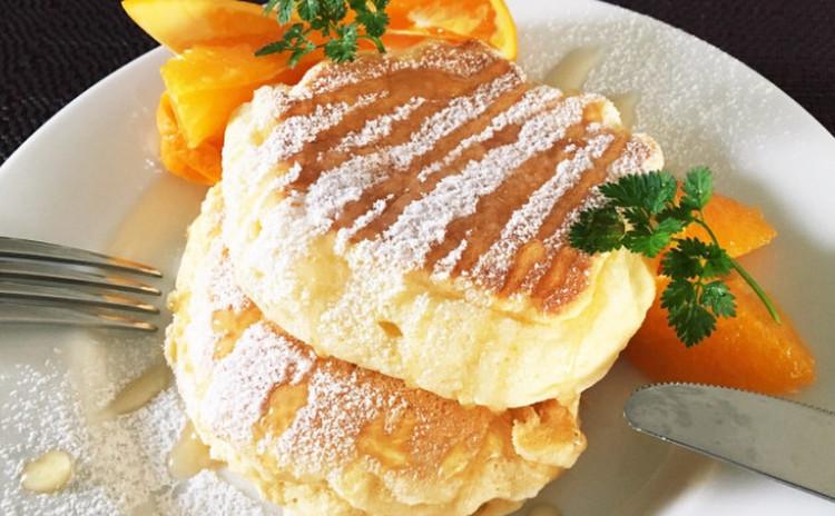 絶品カレー・きのこのキッシュパイ・スフレパンケーキ・アイスクリーム