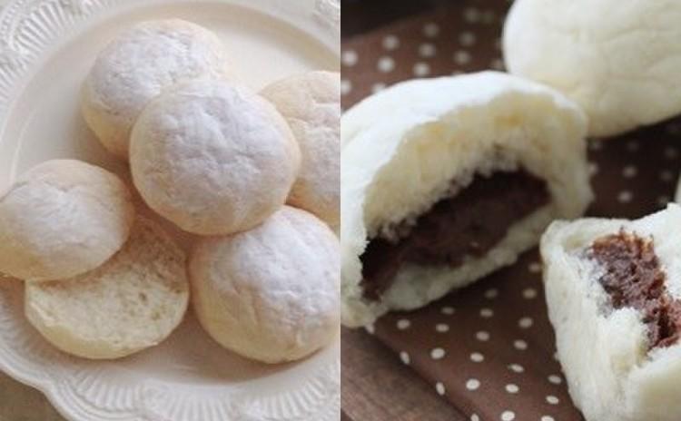 こねなくても翌日もふわふわ~ハイジの白パン、絶品チョコクリーム入りとデザートも