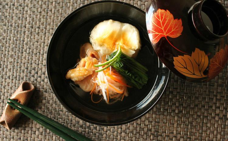 関東風のお雑煮