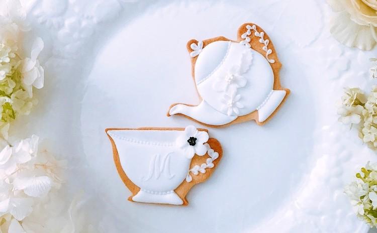 絞り出しクッキー&アイシングクッキーレッスン♪ (定員4名様)