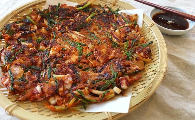 秋の韓国家庭料理〜タッカンマリ〜