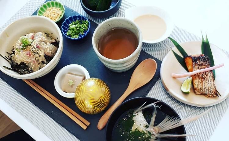 【アンコール開催】国産天然真鯛使用『絶品胡麻だれ鯛茶漬』、『鯛の幽庵焼き』+『おまけ:鯛の潮汁』