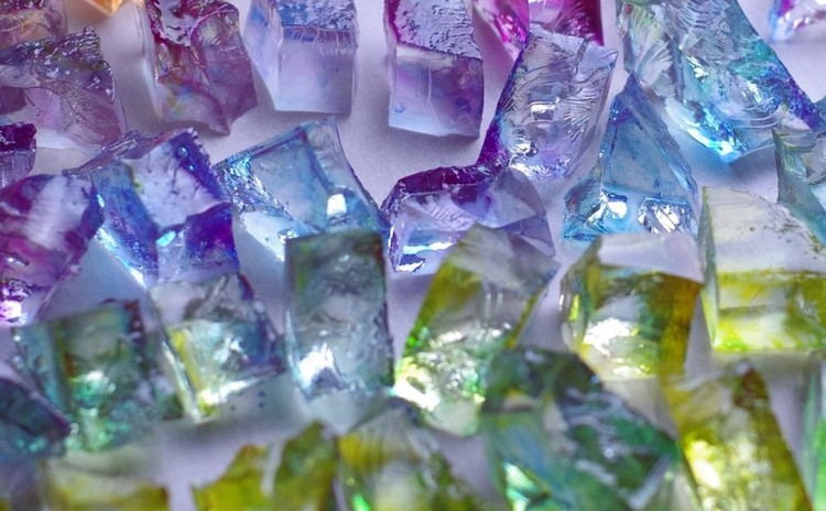 食べる宝石!美しき伝統菓子「琥珀糖」レッスン 大井町