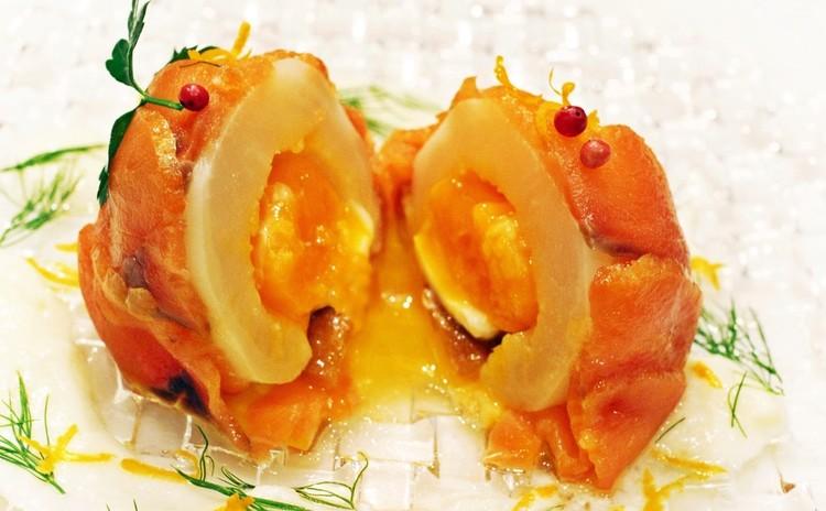 Xmasその④/豚のポットロースト、秋野菜のトロトロ卵サーモン包み、クランブルケーキ、全7種レシピ✿お土産付