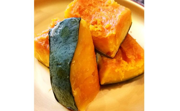 【砂糖不使用おうち和食】フワフワ鶏つくねとネギのタレ焼き、かぼちゃの塩煮、ポタージュみたいな玉ねぎ豚汁