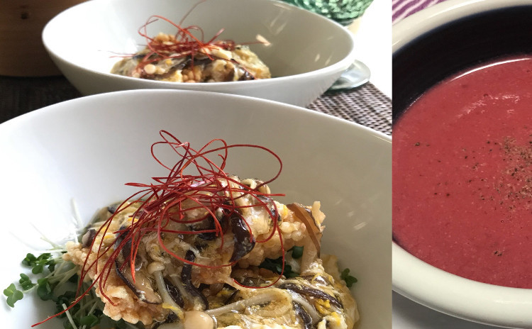 再:簡単で美味しい秋の中華料理