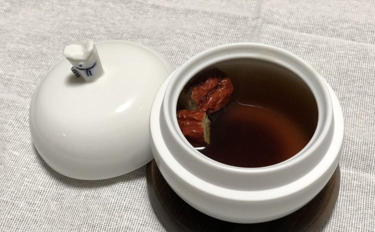 自家製なつめ茶