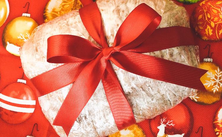 クリスマスにシュトレン&スノーボールクッキー  ☆復習セット(任意)&冷蔵発酵パンの試食付き♫