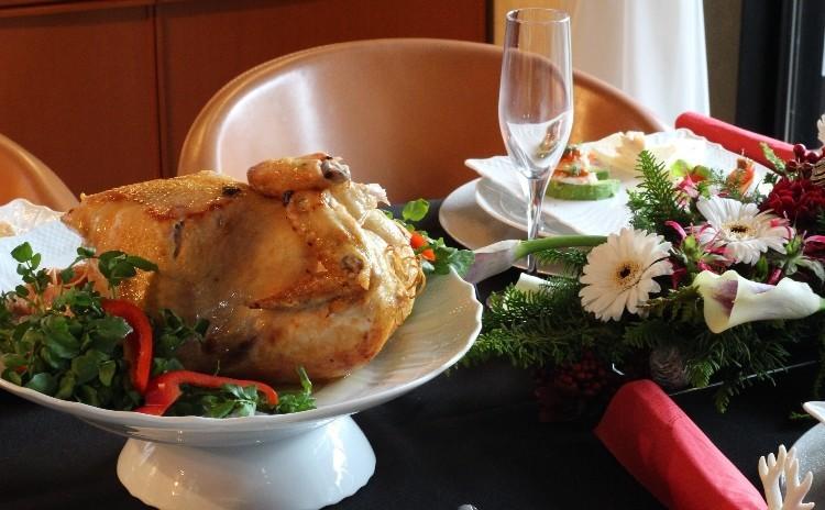 クリスマスパーティー料理