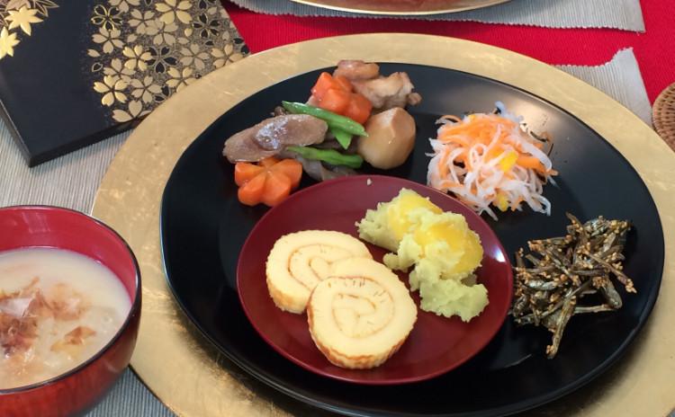 リクエスト☆お正月☆おせち&白味噌雑煮を味わおう