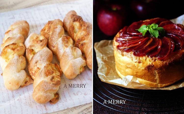 【ランチ付】深まる秋の人気メニュー‼3種のフロマージュと林檎のシナモンスイート🍎