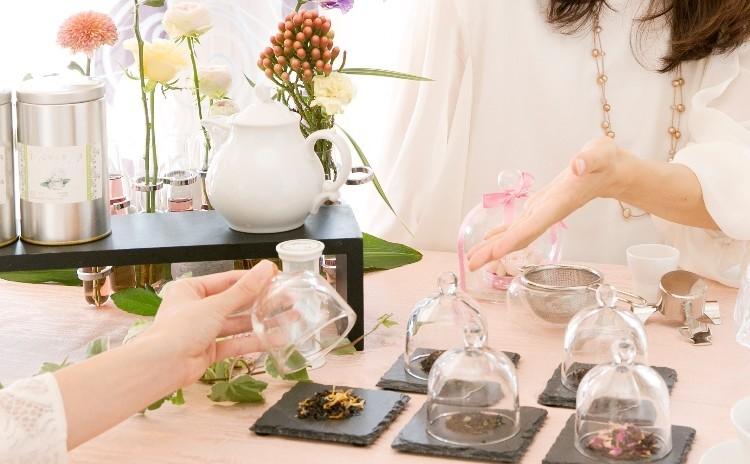 5つの紅茶を基礎から学ぶ!世界5大茶園の紅茶を楽しむレッスン1