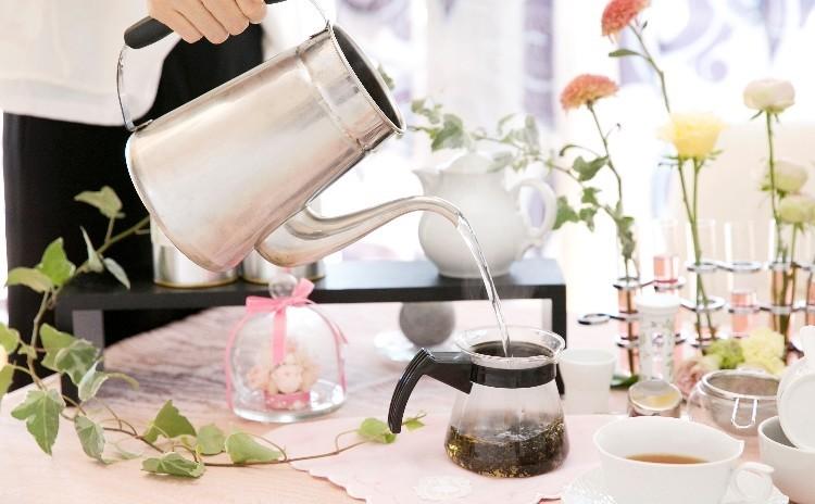 5つの紅茶を基礎から学ぶ!世界5大茶園の紅茶を楽しむレッスン4