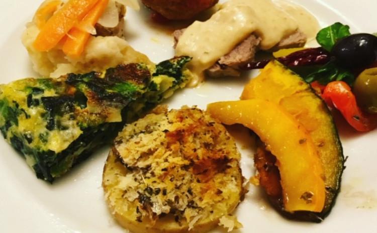 イタリア各地の郷土料理で学ぶ 秋のアンティパスとパーネの会 エミリアロマーニャ州