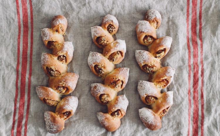 新メニュー!!天然酵母でパン作り!!*フィリングが楽しめるエピ*くるみゴロゴロ胡桃パン*作ったパンは全てお持ち帰りできます!ランチプレート付き*インスタントドライーストでの作り方もお伝えできます!*