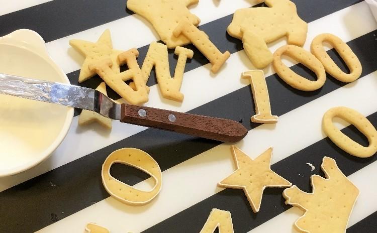 アイシングクッキーを1から学ぼう PART1