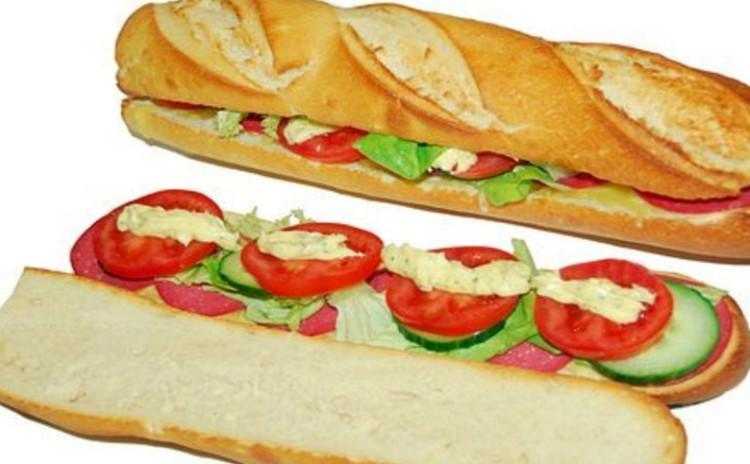 バゲットを焼こう❌焼きたてサンドイッチ!〜かなり贅沢なパン作りの会