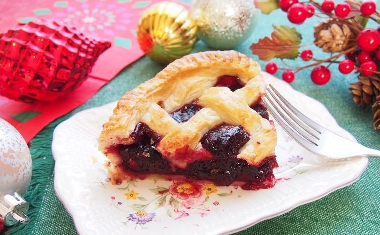 クリスマスに!南部風フライドチキン、バターミルクビスケット、チェリーパイ、キャロットジンジャースープなど