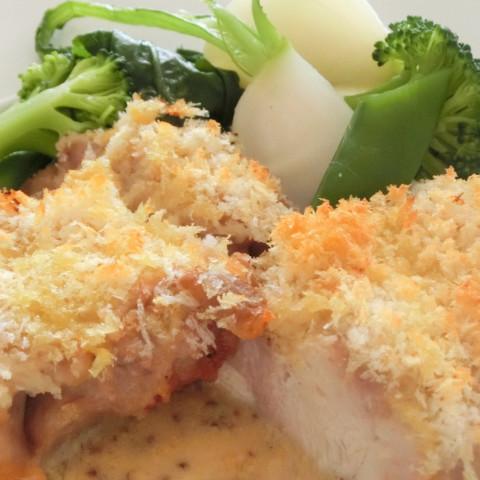 鶏肉のディアブル