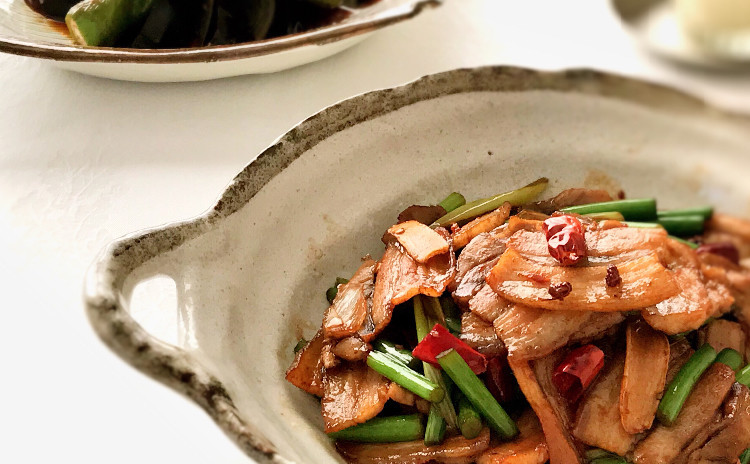 本場の味◆回鍋肉からの四川家庭料理4品