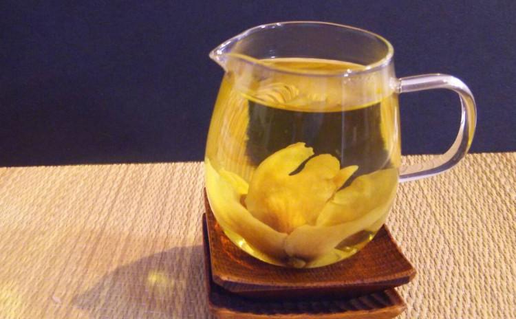 韓流で花づくし!花煎(ファジョン)と花茶 ~韓国伝統餅レッスン~