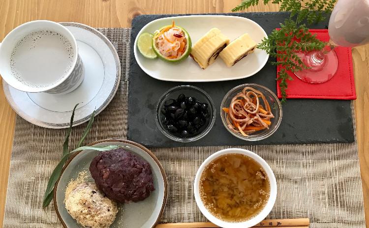 《おせち料理》炊飯器でつぶあんや黒豆煮♡リメイクレシピ♡福島の郷土料理いか人参まで8品