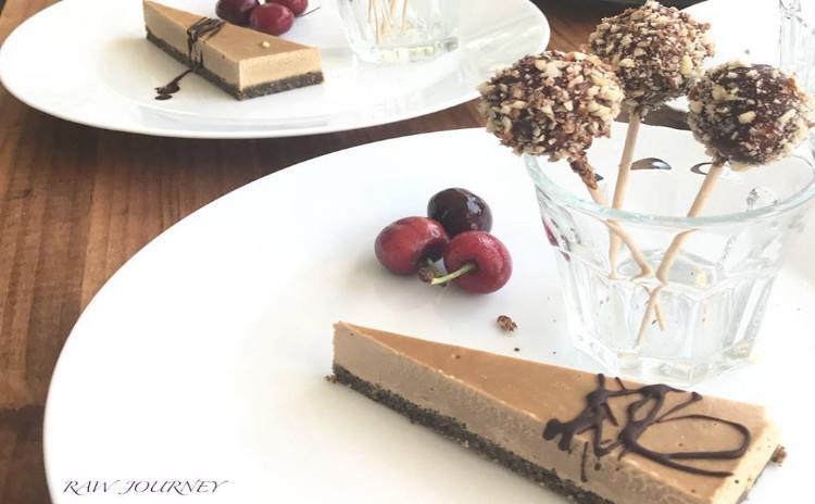 白砂糖・乳製品・小麦粉不使用 「今月のロースイーツ モカケーキ」