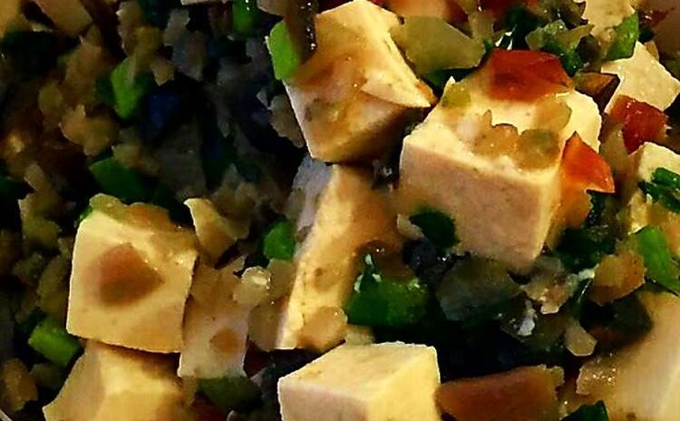 ピータン豆腐(単品定価:8,500円)