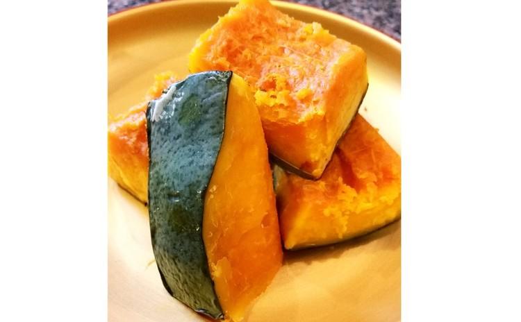 かぼちゃの塩煮(単品定価:3,500円)
