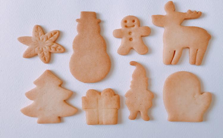 クリスマスアイシングクッキーレッスン♪②
