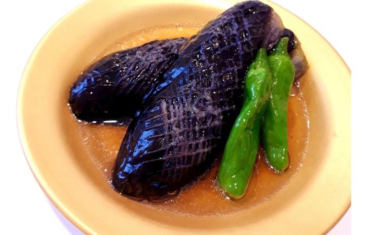 野菜の揚げ浸し(単品定価:4,000円)