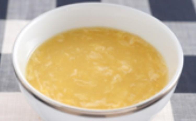 かき卵入りコーンスープ~粟米湯(スーミータン)~