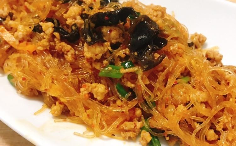 胡桃パイと簡単に作れる中華3品