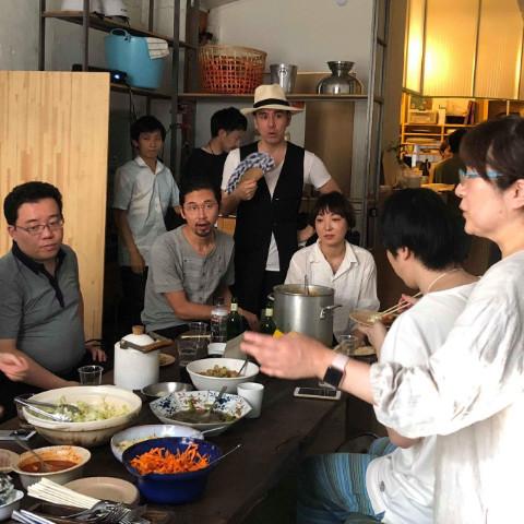 Creative Hub 131 の3Fのシェアキッチンが 社員食堂Lab.です。