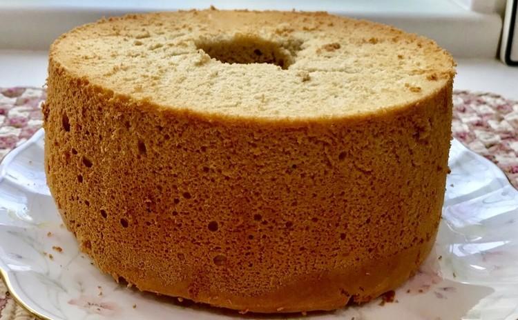 チャイシフォンケーキ