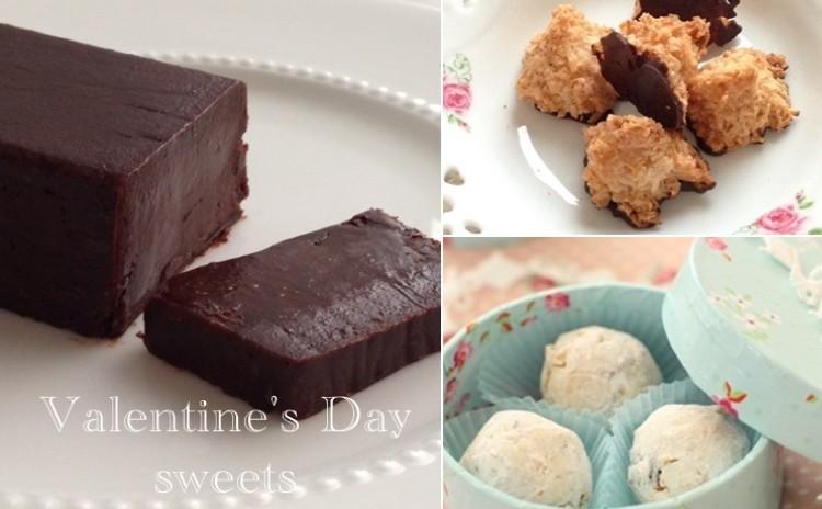 バレンタインにも♪濃厚とろけるテリーヌ・オ・ショコラ&ココナッツクッキー&簡単トリュフも♬