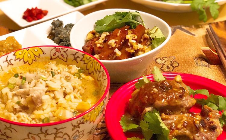 牡蠣から作る自家製オイスターソース♡…からの絶品中華!