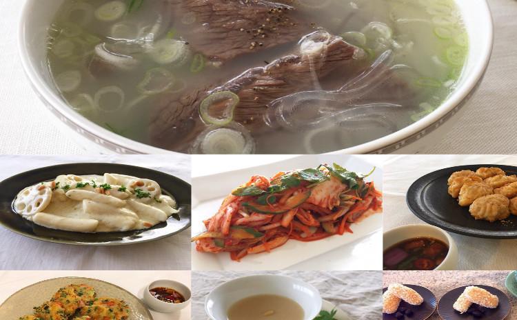 12月韓国料理教室〜冬月〜