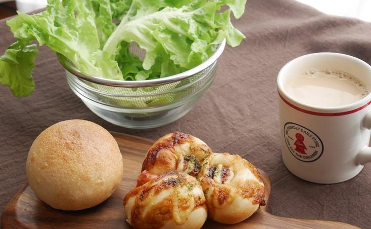 バンズパン&ウインナーパン