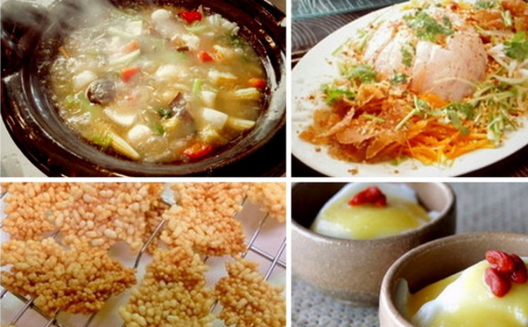 土鍋で作る♪ふわとろ♪冬の絶品中華あんかけ♪豪華なお魚前菜*手作りおこげ&濃厚デザートも♡