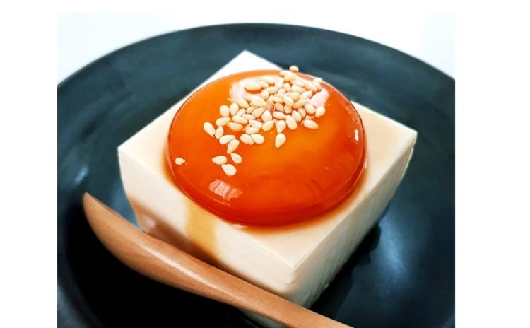 卵黄の旨味タレ漬け(単品定価:5,000円)