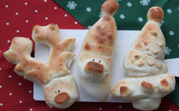 オーブンいらず&冷蔵庫発酵で本格パン!オンライン参加OK 吉永麻衣子さんと作るクリスマスの切りっぱなしパン 【ギフト付き※代官山参加のみ】